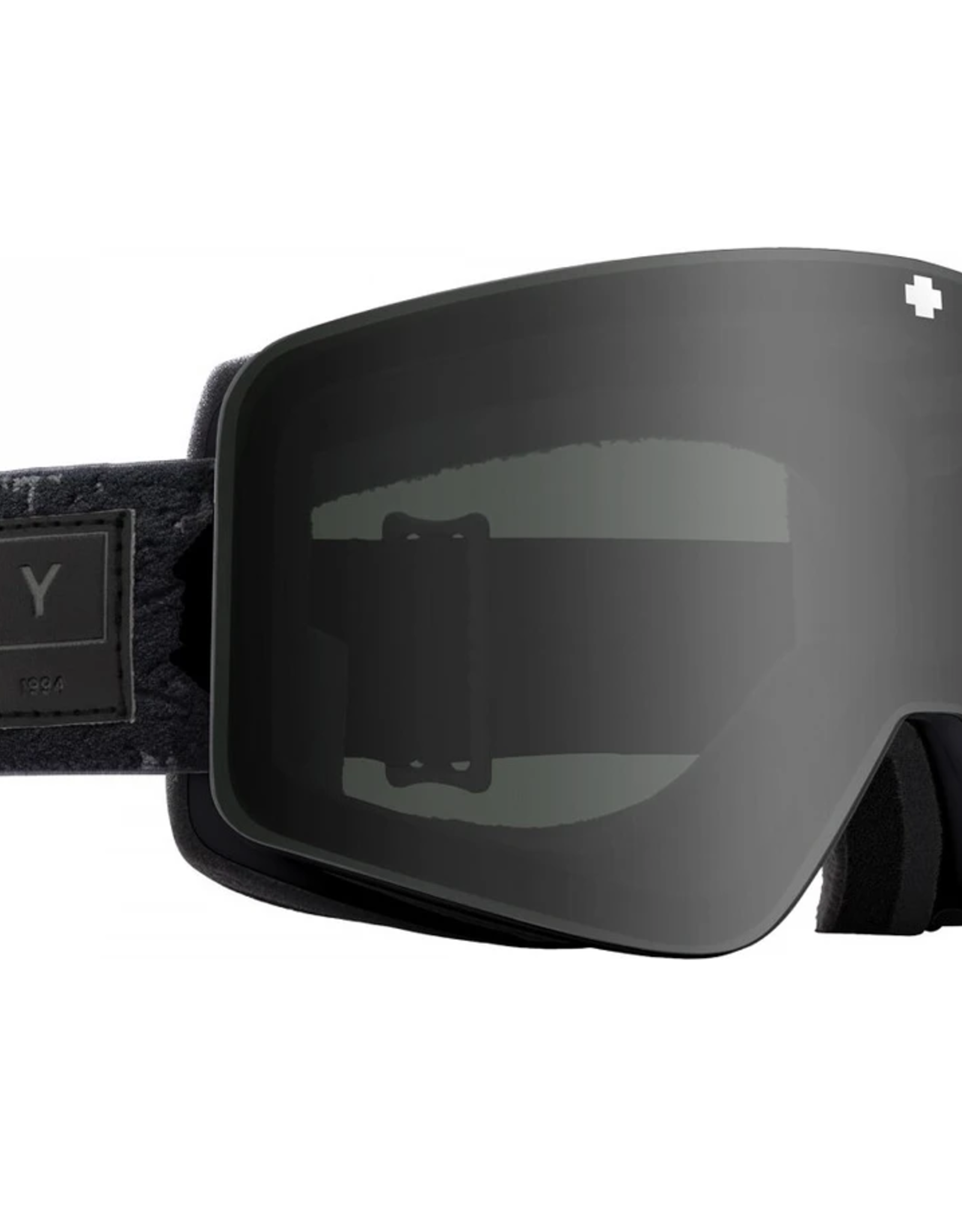 Spy Spy MARAUDER Onyx - HD Plus Gray Green with Black Spectra Mirror - HD Plus LL Persimmon with Silver Spectra Mirror