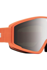 Spy Spy CRUSHER ELITE Matte Coral - HD Bronze with Silver Spectra Mirror