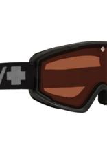 Spy Spy CRUSHER ELITE C/O Matte Black - HD LL Persimmon