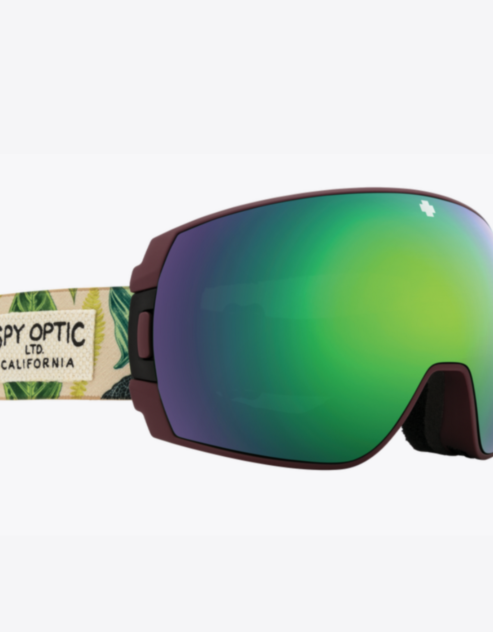 Spy Spy LEGACY SE Legacy SE Botanical - HD Plus Bronze with Green Spectra Mirror - HD Plus LL Persimmon with Silver Spectra Mirror
