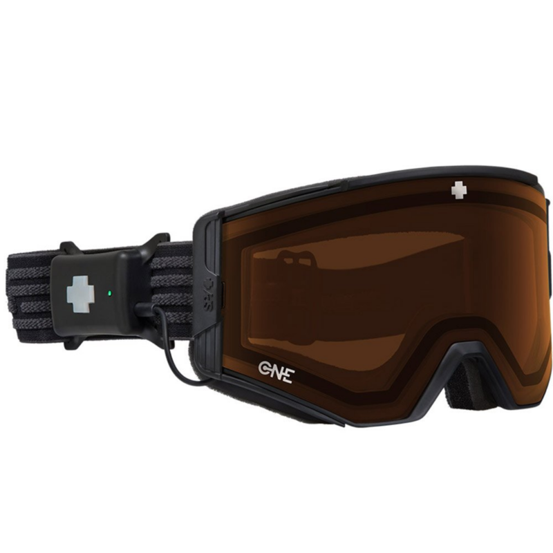 Spy Spy Ace EC Digital Black - Persimmon One