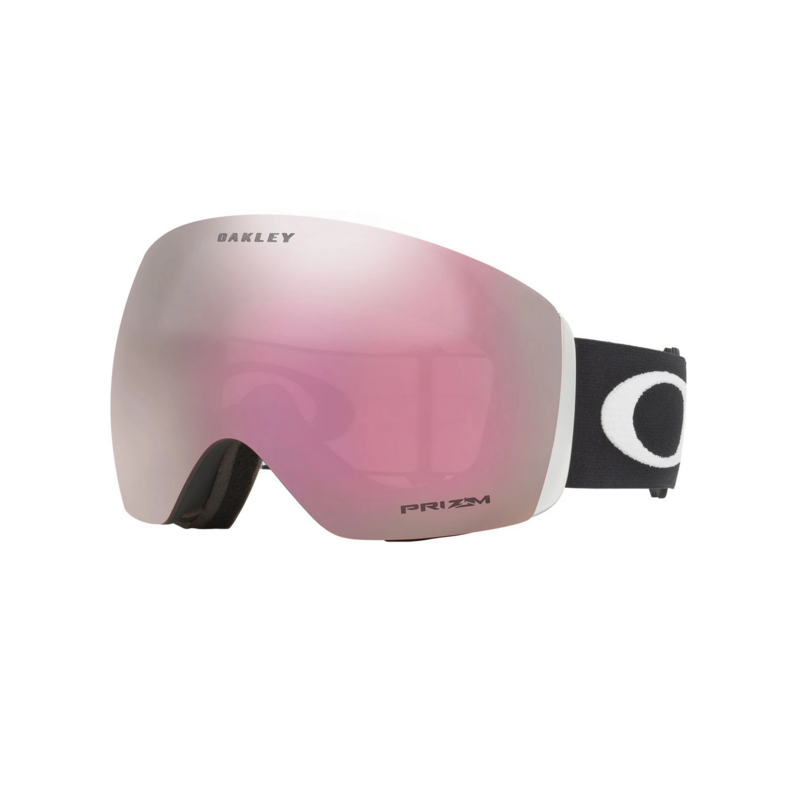 OAKLEY Oakley Flight Deck Matte Black w/Prizm HI Pink Iridium O S