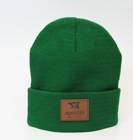 Industry INDUSTRY OUTDOOR BEANIE FOREST GREEN