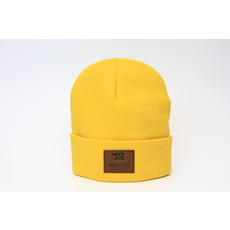 Industry INDUSTRY OUTDOOR BEANIE YELLOW