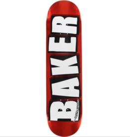 Baker Baker Logo Red Foil 8