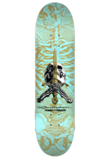 POWELL Powell Skull and Sword PP Blue/Green 8.25