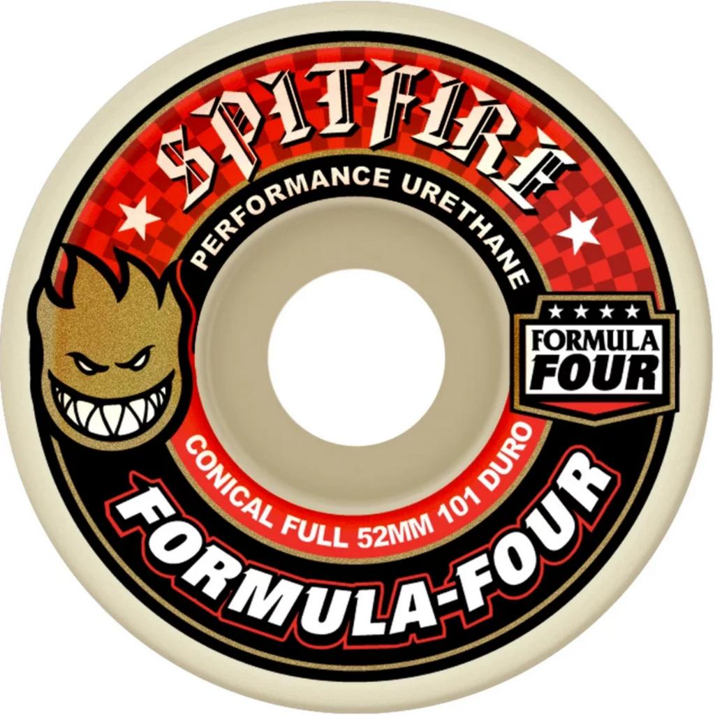 Spitfire Spitfire WHEELS FORMULA FOUR CONICAL 101D