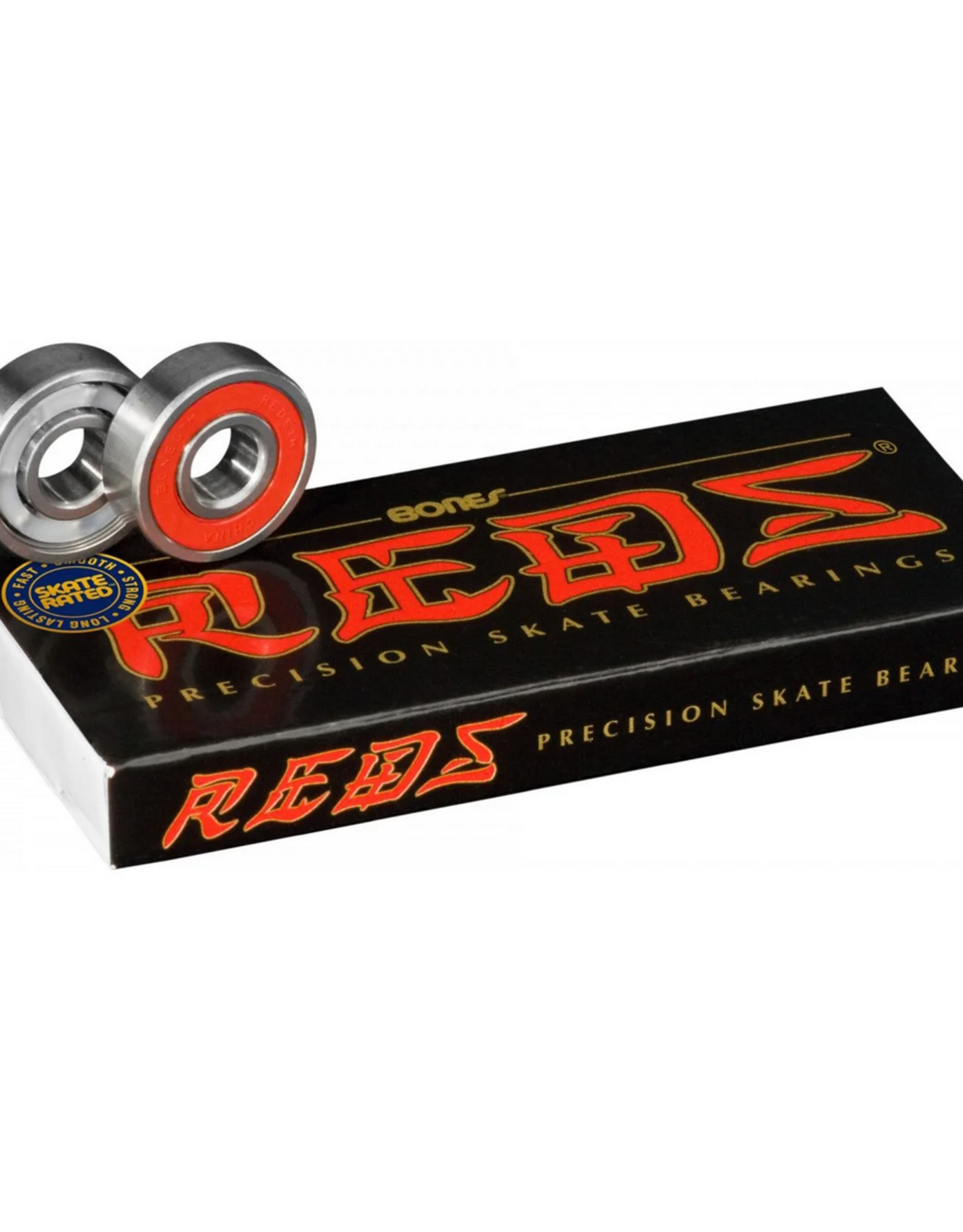 BONES BONES REDS