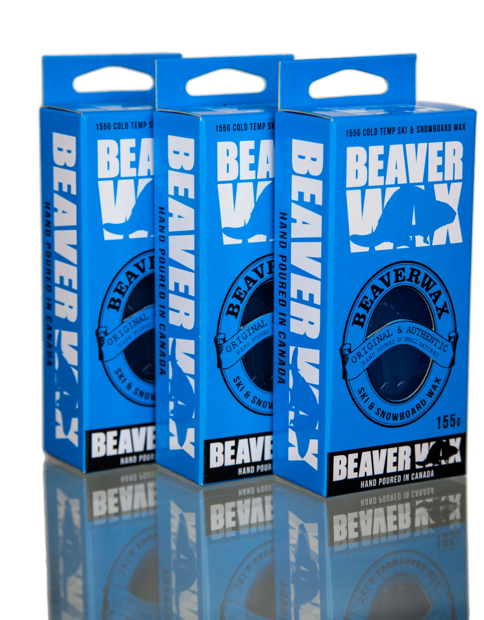 Beaver Wax Beaver Wax 155g Cold Temp Snow Wax