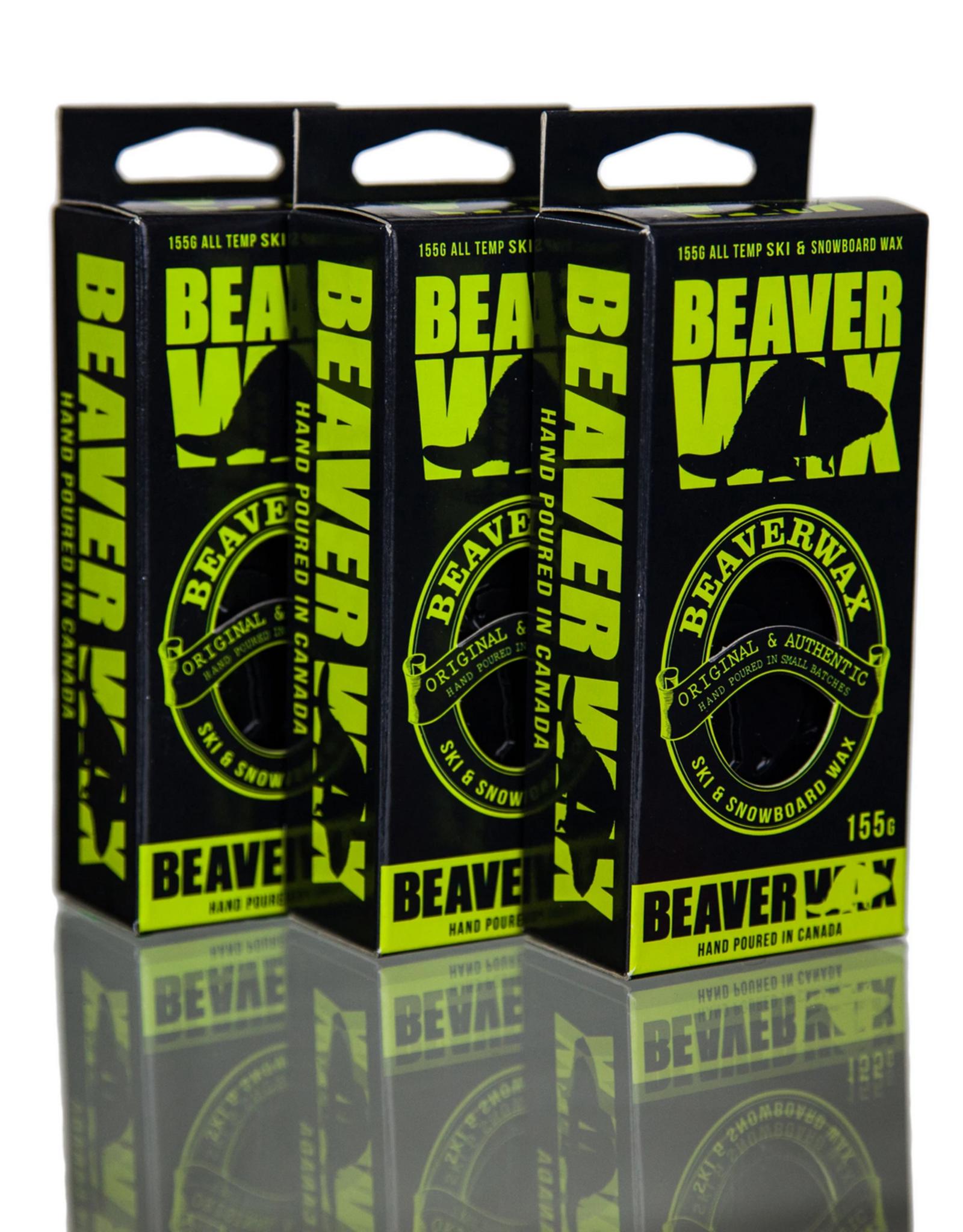 Beaver Wax Beaver Wax 155g DamFast Snow Wax