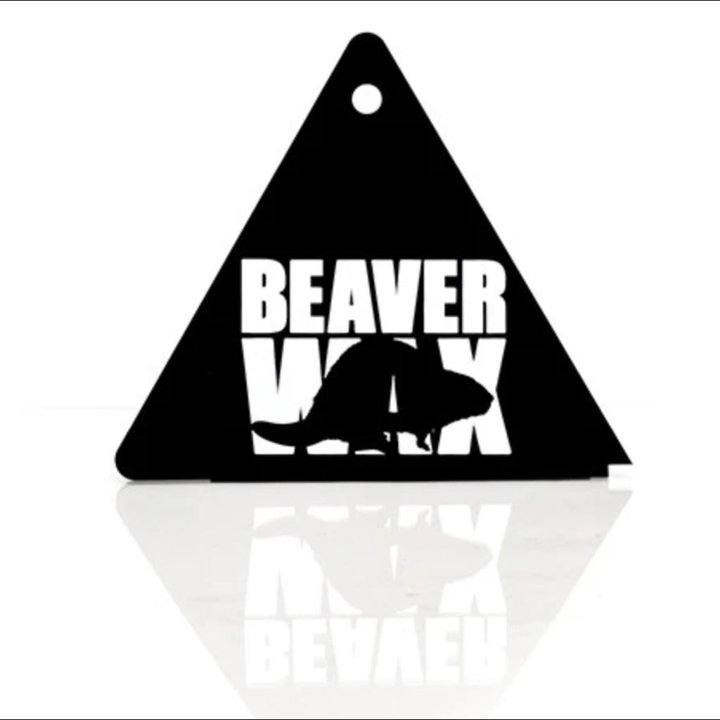 Beaver Wax Beaver Wax Triangle Scraper
