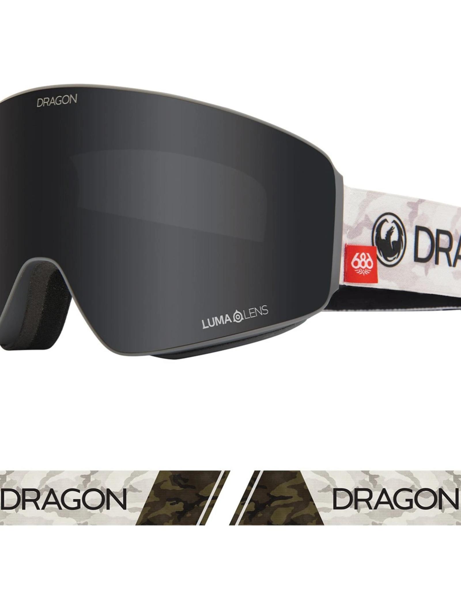 Dragon Dragon PXV 686CAMO/