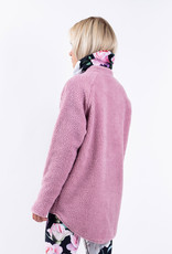 EIVY Eivy Redwood Sherpa Jacket Dusty Rose