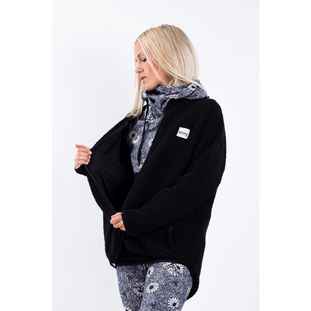 EIVY EIVY Redwood Sherpa Jacket Black