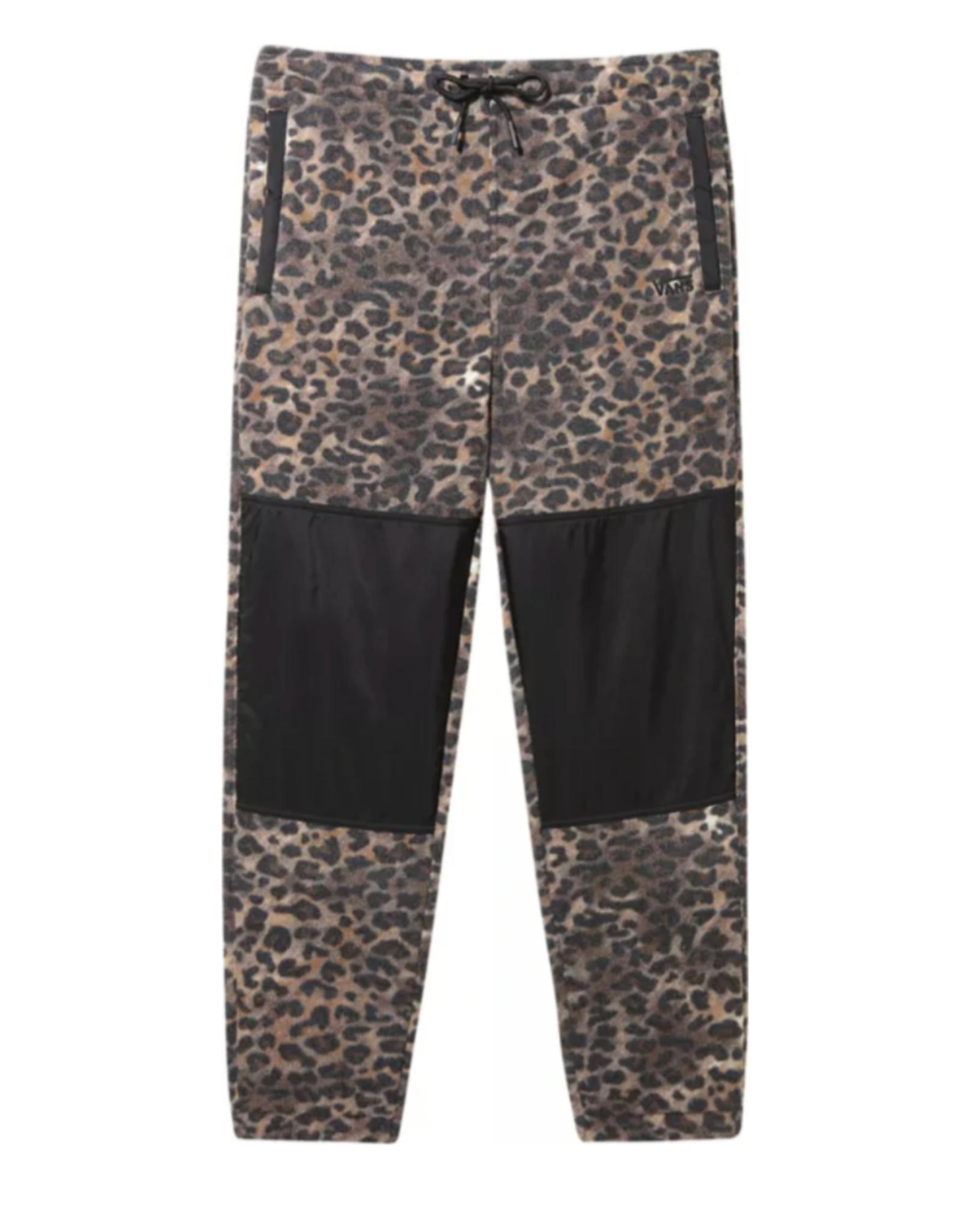 Vans Vans M POLAR FLEECE PANT Leopard