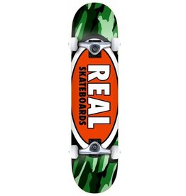 Real REAL COMPLETE TEAM OVAL CAMO MD 7.75