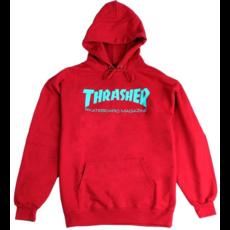 Thrasher THRASHER SKATE MAG HOODIE