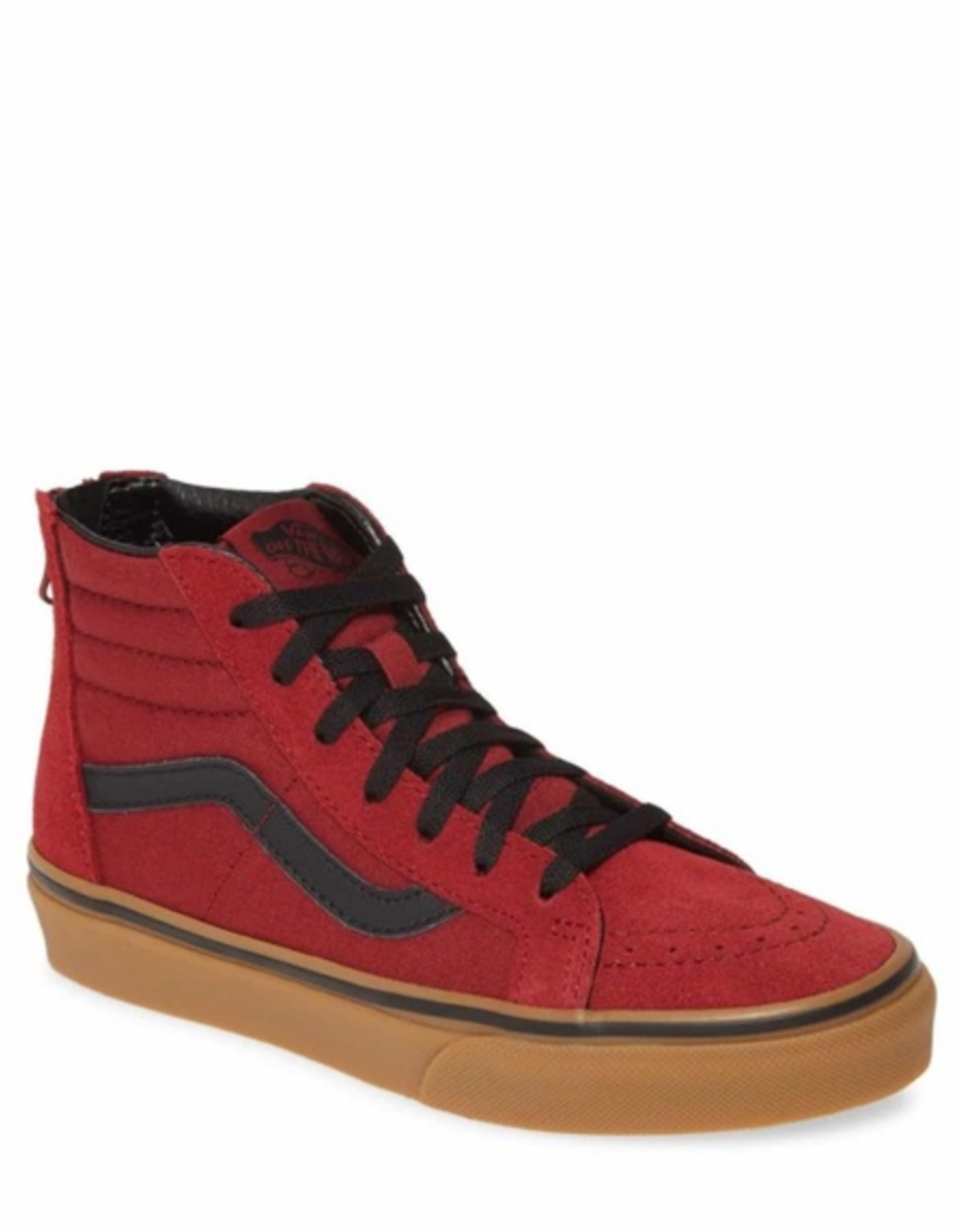 Vans VANS KIDS SK8-HI ZIP BIKING RED/GUM
