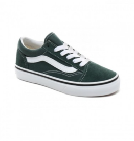 Vans Vans K OLD SKOOL TREKKING GREEN/WHITE