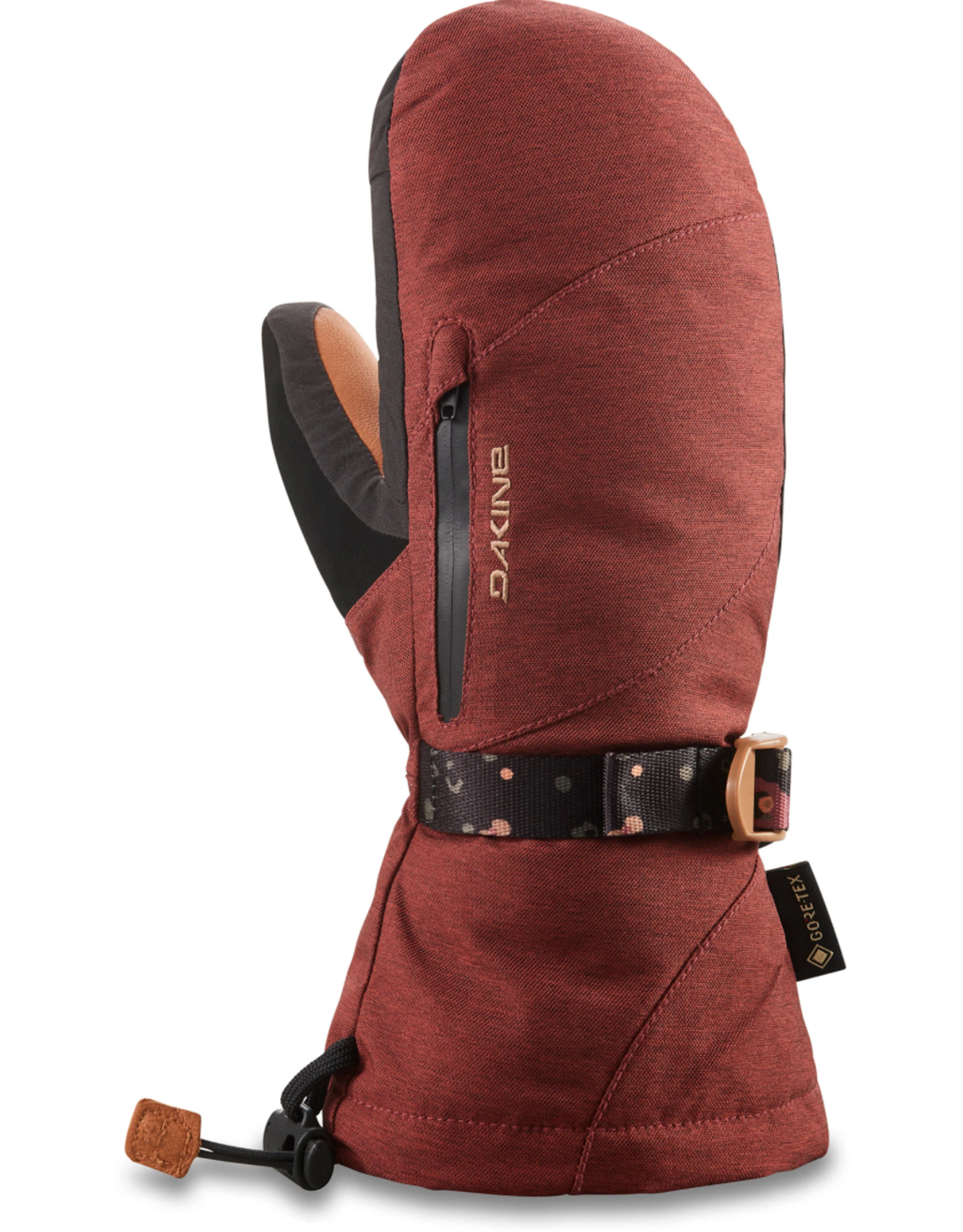 Dakine DAKINE LEATHER SEQUOIA MITT GORE-TEX DARK ROSE