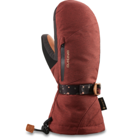 Dakine DAKINE WOMENS LEATHER SEQUOIA MITT GORE-TEX DARK ROSE