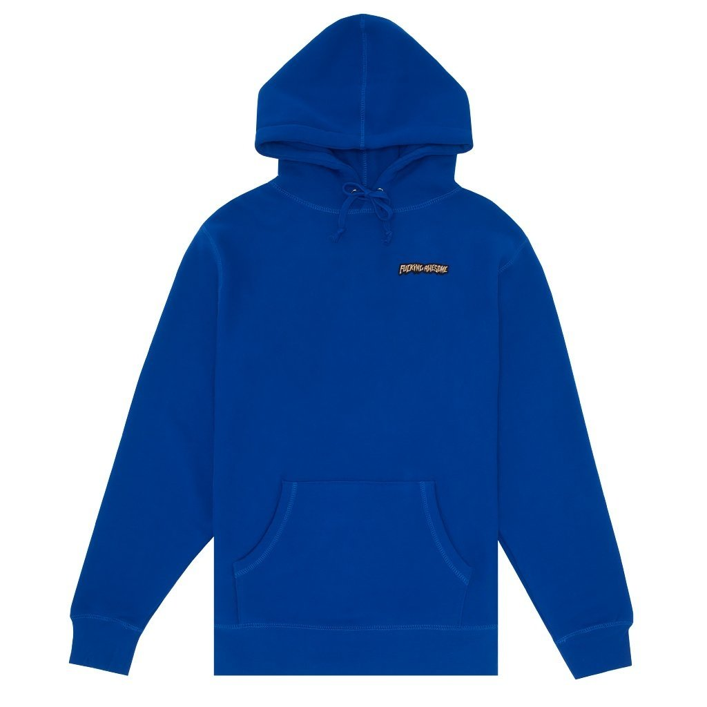 FUCKING AWESOME FUCKING AWESOME LITTLE STAMP HOODIE