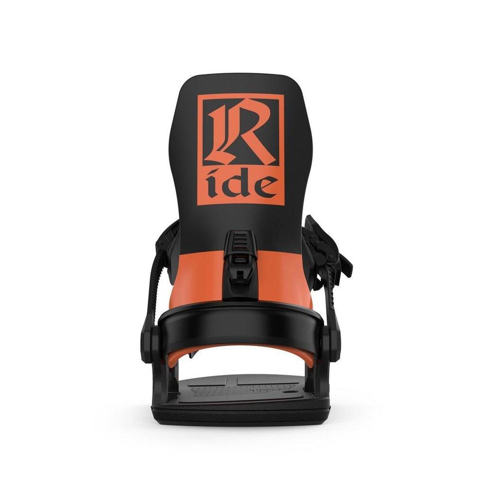 Ride Ride C-6  CLASSIC BLACK ORANGE MD