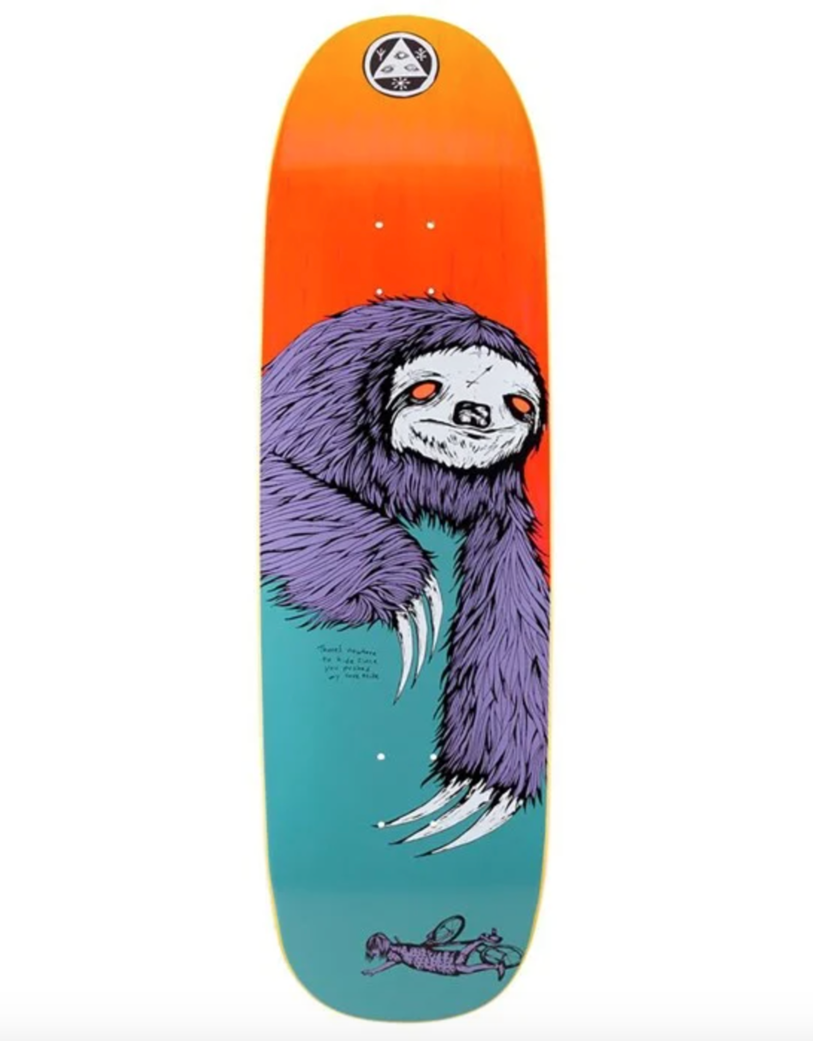 Welcome Welcome Sloth on Boline 9.25