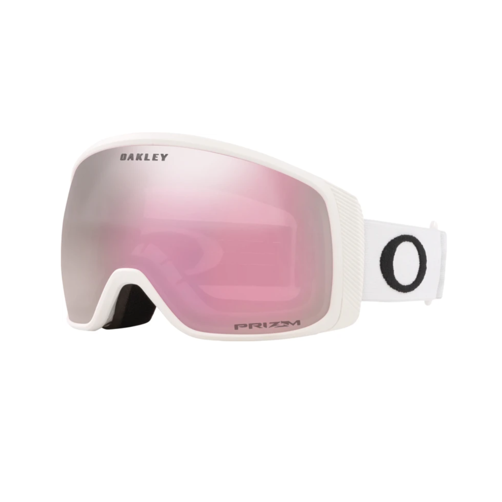 OAKLEY Oakley Flight Tracker XM Matte White W/ Prizm Snow HI Pink