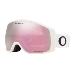 OAKLEY Oakley Flight Tracker XM Matte White W/ Prizm Snow HI Pink