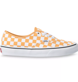 Vans Vans AUTHENTIC CHECKERBOARD GOLDEN NUGGET/TRUE WHITE