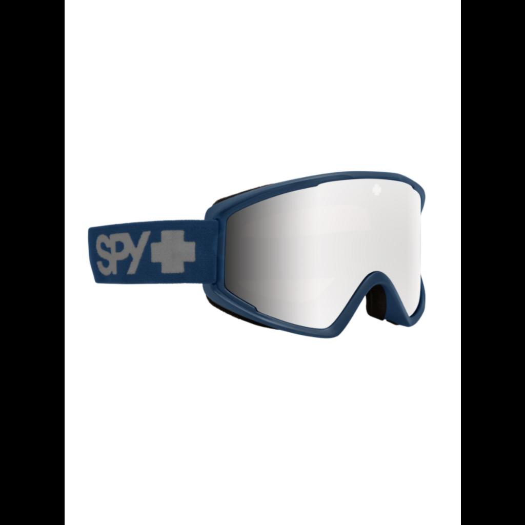 Spy SPY Crusher Elite Matte Navy - HD Bronze w/ Silver Spectra Mirror