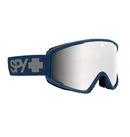 Spy SPY Crusher Elite Matte Navy - HD Bronze w/ Silver Spectra Mirror