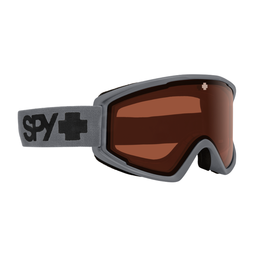 Spy SPY Crusher Elite Matte Gray - HD LL Persimmon