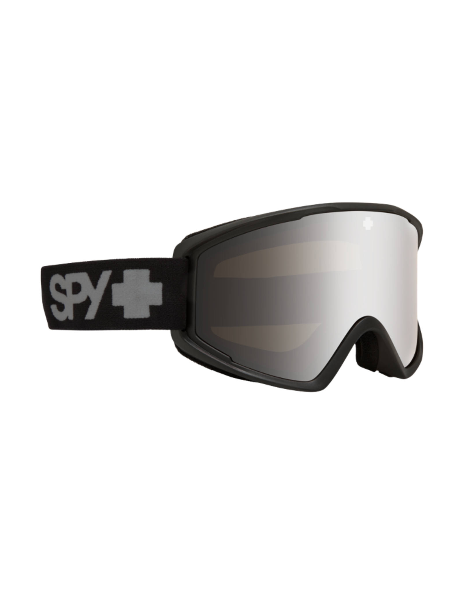 Spy Spy CRUSHER ELITE C/O Matte Black - HD Bronze w/ Silver Spectra Mirror