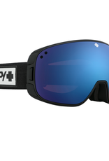 Spy SPY Bravo Matte Black - HD Plus Rose w/ Dark Blue Spectra Mirror + HD Plus LL Yellow w/ Green Spectra Mirror
