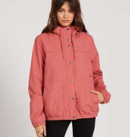 Volcom Volcom ENEMY STONE JACKET DUST RED