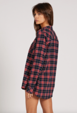 Volcom Volcom GETTING RAD PLAID LS