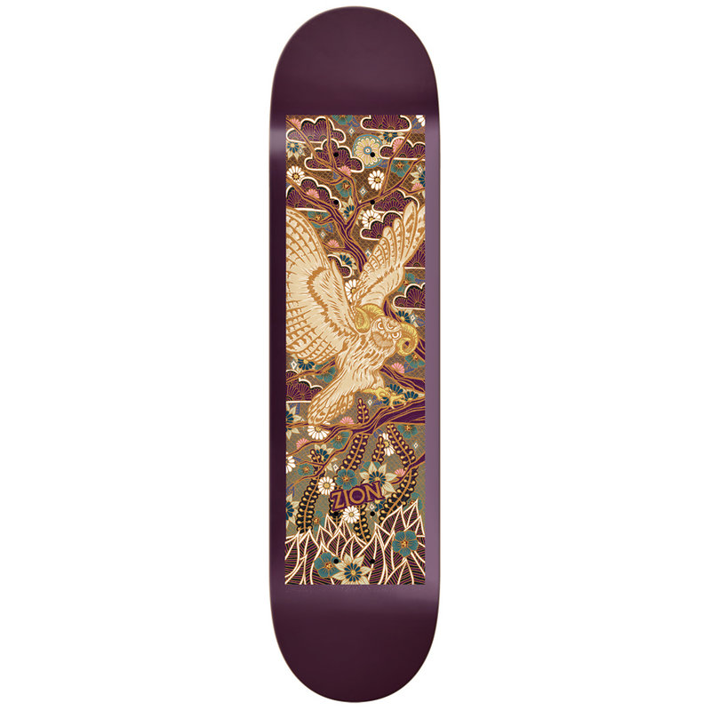 Real REAL ZION WILSON GUEST DECK 8.5