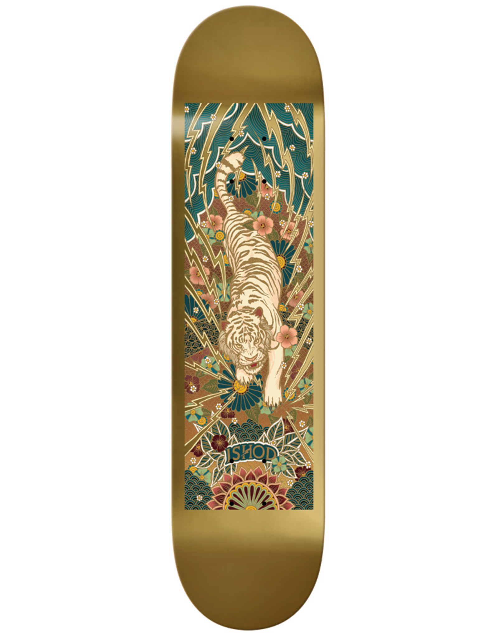 Real REAL ISHOD WILSON GUEST DECK 8.18