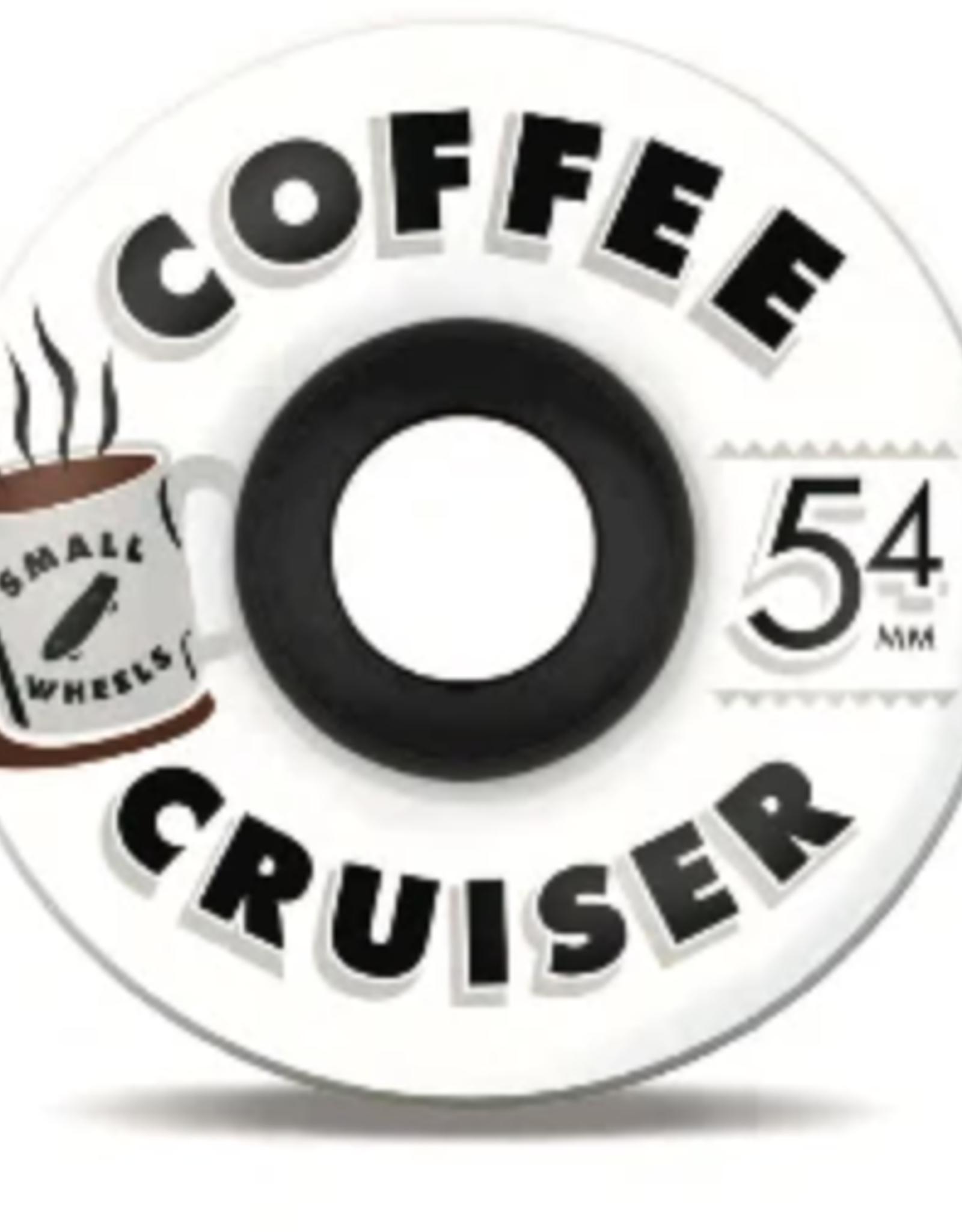 SML SML WHEELS COFFEE CRUISERS 78A 54MM