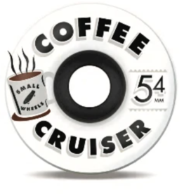 SML SML WHEELS COFFEE CRUISERS 78A 54MM