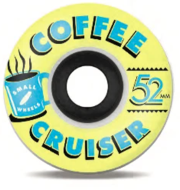 SML SML WHEELS COFFEE CRUISERS 78A 52MM