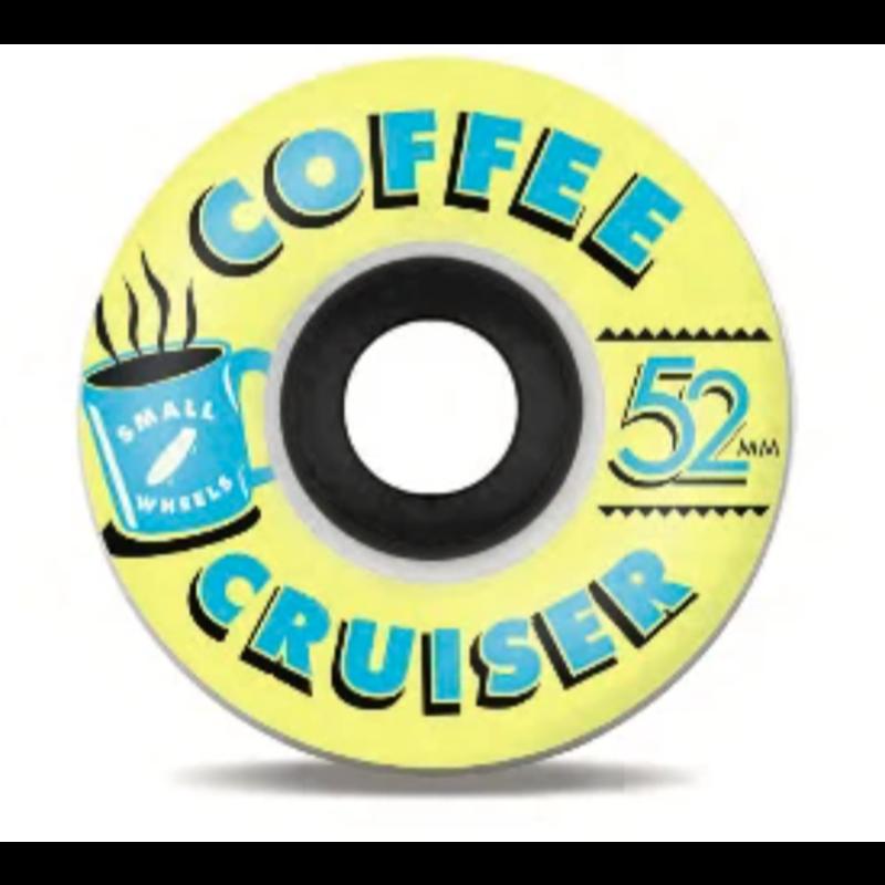 SML SML WHEELS COFFEE CRUISERS 78A 52MM