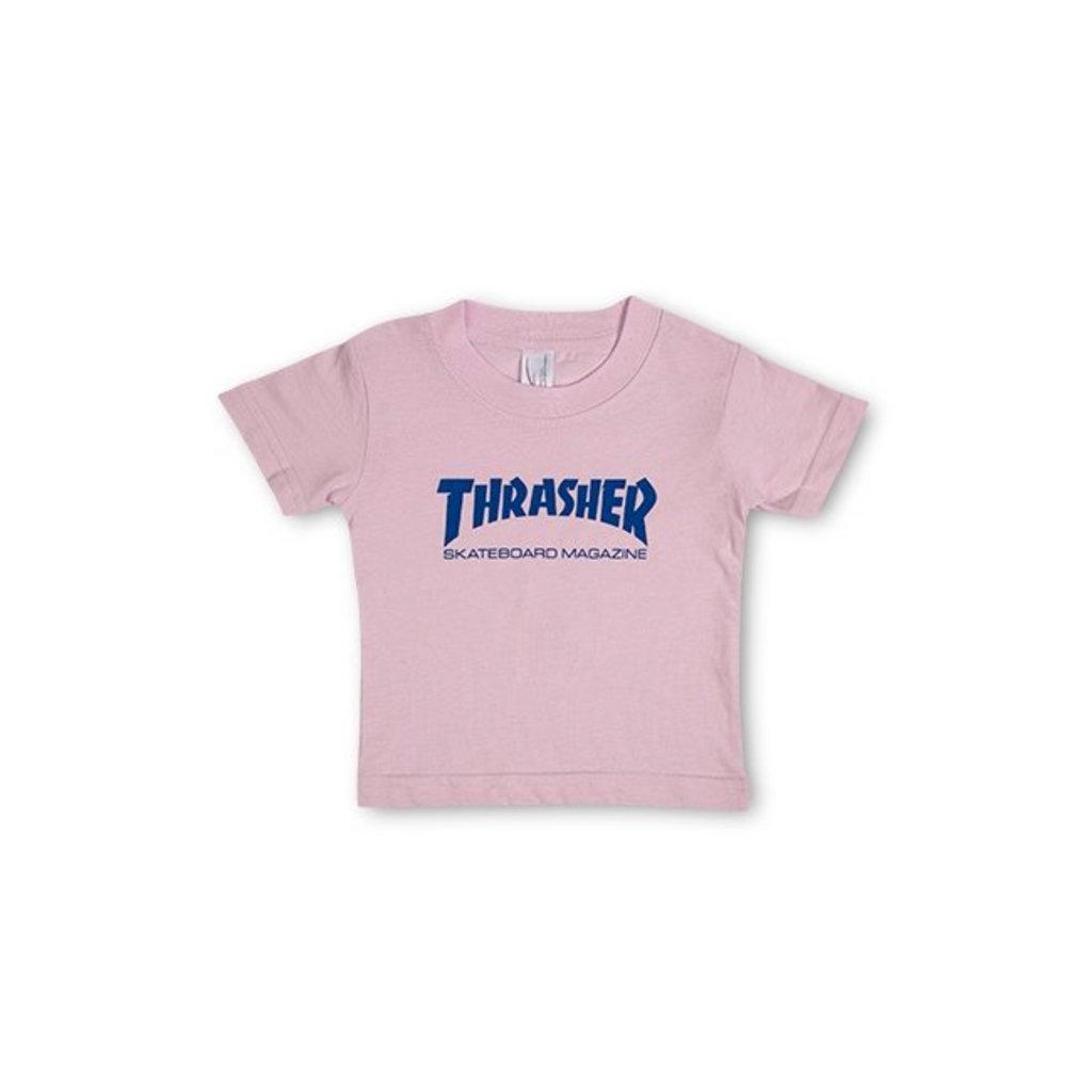 Thrasher THRASHER INFANT SKATE MAG TEE