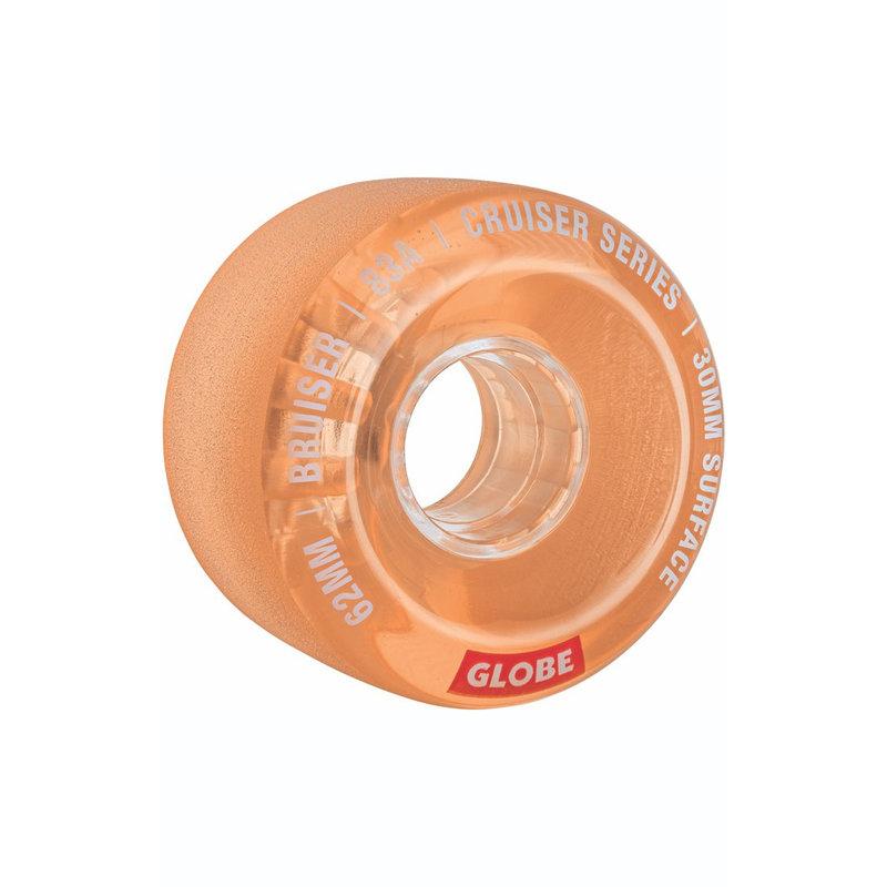Globe GLOBE BRUISER CLEAR CORAL 62MM