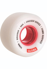 Globe GLOBE BRUISER WHITE/RED 55MM