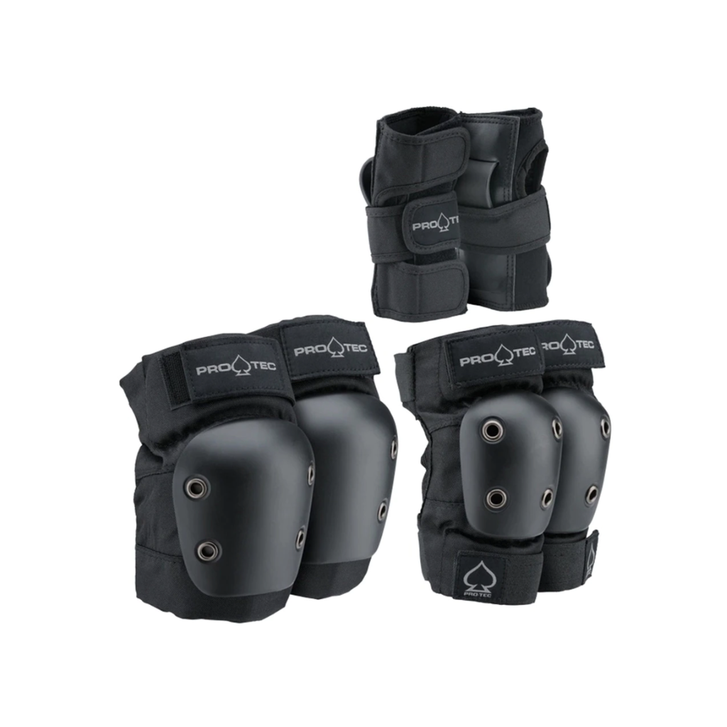 Pro-Tec PRO-TEC JR 3 PACK PAD SETS