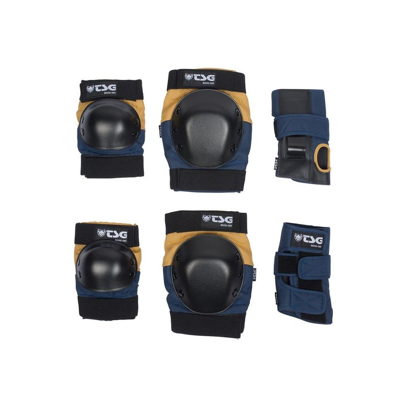 TSG TSG ADULT BASIC PAD SET - 2 COLOURS-