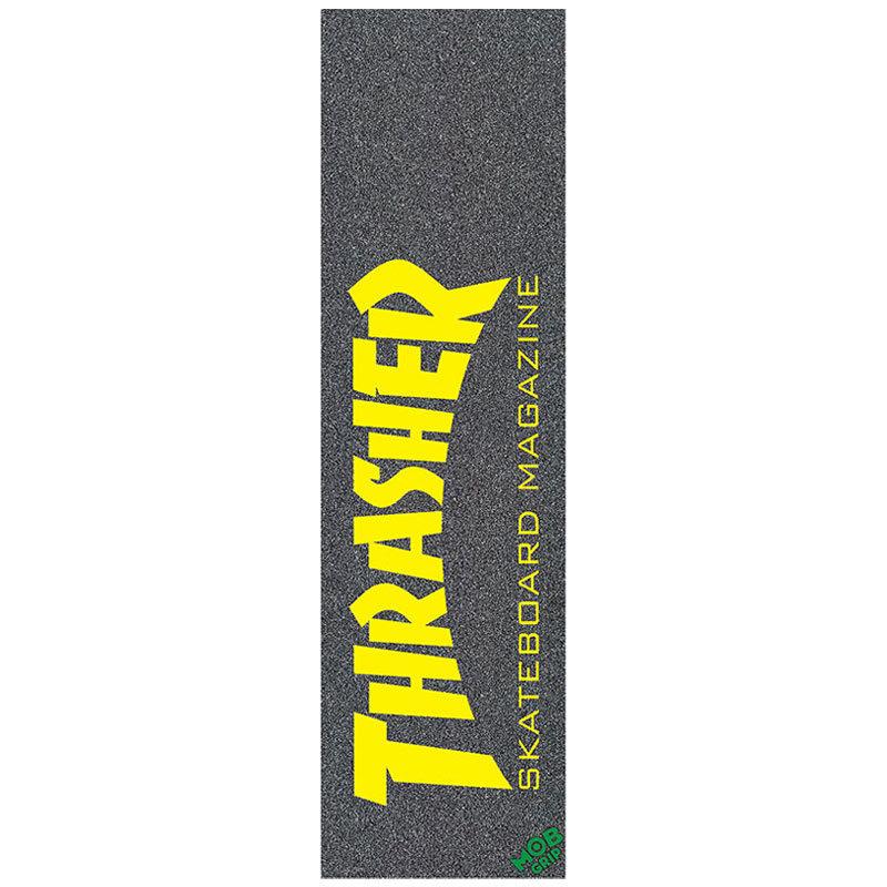 Thrasher THRASHER MAG LOGO YELLOW MOB GRIP TAPE